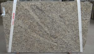 "Santa Cecilia premium 3cm granite group ""A"" 259/75×118"