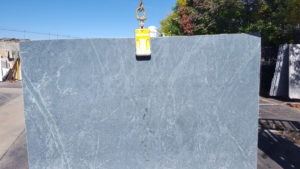 "Soapstone Verde Rio 3cm granite group ""E"" SGO80/69×114"