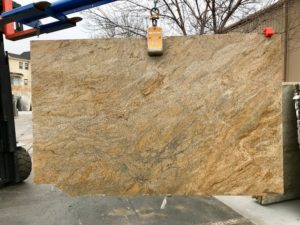 "Golden Sparkle 3cm granite group ""C"" SVE2010/71×119"