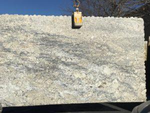 "White Ice Granite #5666 Group ""E"" 72×122"