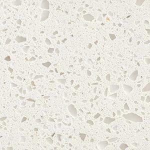 Q-Quartz Iced White  level 1 127X64  126X63  128X65