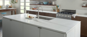 Q-Quartz Arctic White level 2  127X64  126X63  124X61