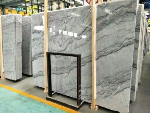 "Bruce Grey Marble 2cm bundle# 31217 group ""C"" 72×103"