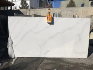 Quartz Calacatta Nuvo Classic 3cm  Group# 3 64×127