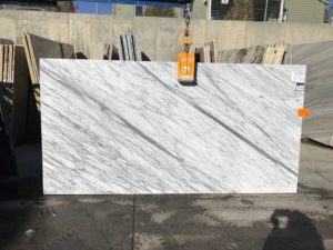 "White Carrara marble 3cm bundle# 317451 Group ""D"" 61×119"