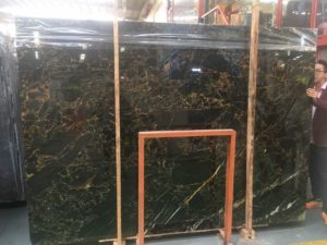 "Black Portor marble 2cm bundle# HB30 group ""C"" 75×105"