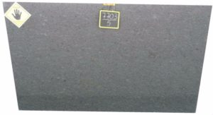 "Steel Gray Leathered granite 3cm bundle# SPN 187 group ""C"" 130×77"