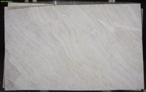 "Perla Venata Quartzite 3cm group ""H"" bundle# 4493 74×121"