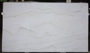 "Calacatta Boheme 3cm Quartzite group ""I"" bundle# 4564 76×131"