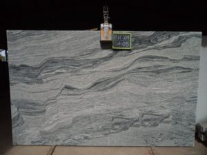 "Gray Mist granite 3cm   group ""C"" 71×121"