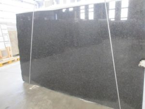 "Black Pearl polished granite 3cm ""A""   #700054 75×122"