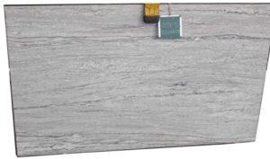 "New River White granite 3cm bundle# SJG 462 group ""D"" 131×78"
