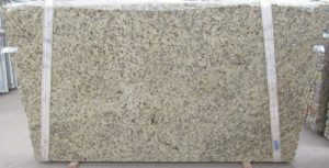 "Santa Cecilia Light granite 3cm bundle# 13604 group ""A"" 125×72"