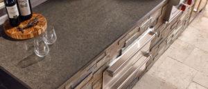Q-Quartz Babylon Gray Concrete Level 6 123×60