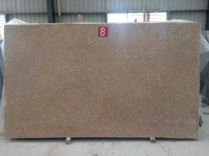 "New Sunset Gold/Giallo Fantasia Granite 3cm #QST1524  69×118 Group ""A"""