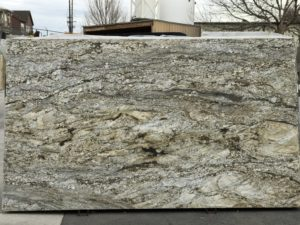"Azul Celeste granite 3cm bundle# SGS971 group ""E"" 118×69"