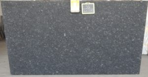 "Steel Gray Polished Granite 3cm #RV301 Group ""A"" 127×72"