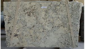 "Alaska White granite 3cm bundle# 667 group ""D"" 123×75"
