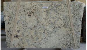 "Alaska White 3cm Granite #667/494 Group ""B"" 123×75"