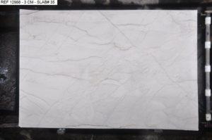 "Callacata Boheme/Mont Blank 3cm Quartzite group ""I"" # 12915 78×117"