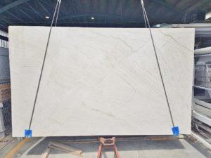 "Bianca / Polished Quartzite #3639 Group ""J"" 75×126"