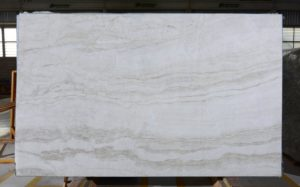 Taj Mahal / polished 3cm quartzite #2744 size 73×125