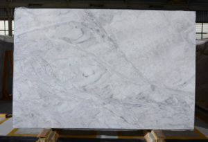 Super White Quartzite 3cm Polished – #7302 – 78×120