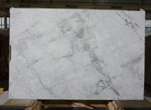 Super White 3cm Quartzite / Leathered – #739500 – 79×115