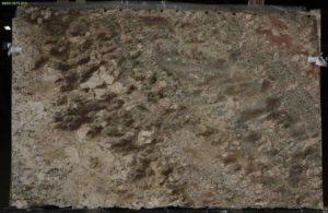 Netuno Bordeaux 3cm Granite / #50013 (75″ x 119″) Group C