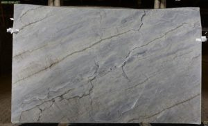 Ocean Blue Quartzite 3cm / #90027 (78″ x 130″) Group H