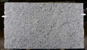 "Emerald White Granite 3cm #57870 Group ""A"" 75X128"