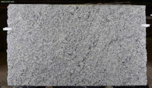 Emerald White Granite / White Santa Cecilia 3cm / #57870 (75″ x 128″) Group A