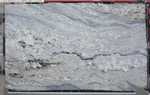 "Andino Grey 3cm Granite #22323 Group ""C"" 76×126"