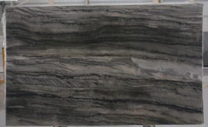 Galapagos {TWO FACED} Polished/Leathered 3cm Granite / #727272 (79″ x 129″) Group G