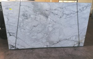 "Calacatta Vagli  3cm Marble #NCF348 Group ""EXOTIC"" 71×123"