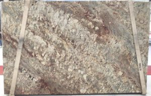 Siena Bordeaux / Typhoon Bordeaux Granite 3cm / #4286 (78″ x 122″) Group F