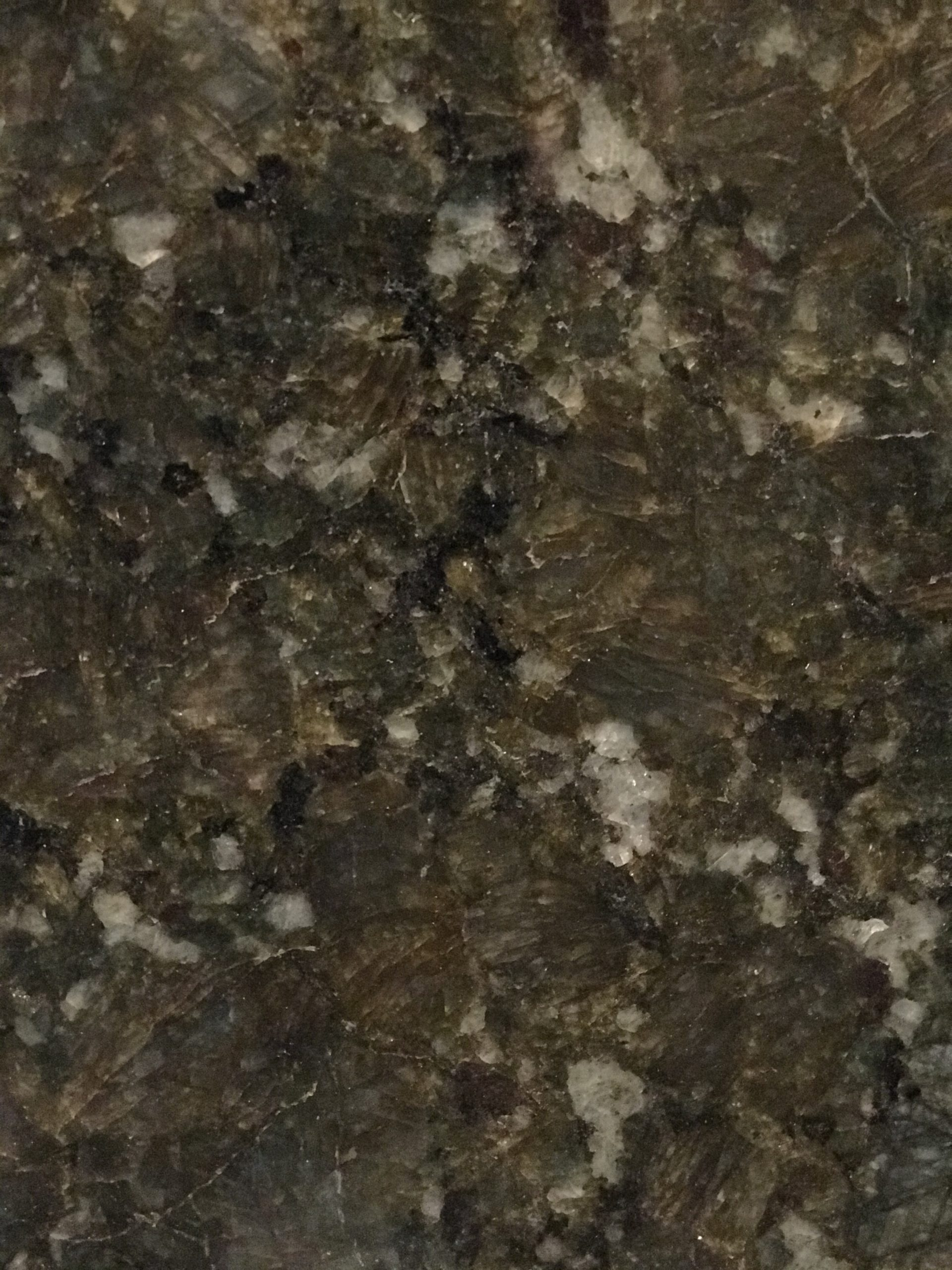 "Verde Butterfly 3cm Granite Group ""A"""