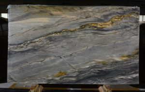 Zion Blue 3cm Quartzite / #6171 (78″ x 130″) Group H