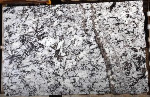 Alaska White/White Delicatus Granite 3CM / #36469 (115″ x 73″) Group D