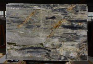 Michelangelo Quartzite 3cm / #5991 (116″ x 79″) Group J