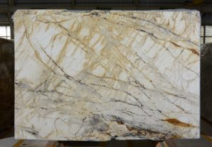New Roma Quartzite 3cm / #4442 (114″ x 76″) Group H