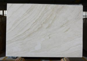 Taj Mahal Quartzite 3cm / #4963 (117″ x 79″) Group I