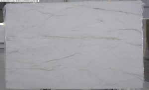 Bianco Superiore Quartzite 3cm / #75346 (118″ x 74″) Group H