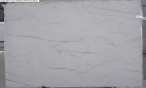 Bianco Superiore Quartzite 3cm / #75352 (118″ x 74″) Group H