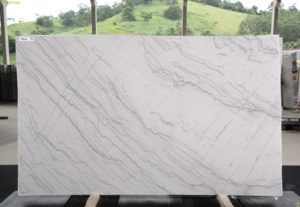 Yosemite Falls 3cm Polished Quartzite / #13472 (122″ x 73″) Group H
