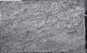 Alaska White Premium Granite 3cm / #75233 (129″ x 76″) Group F