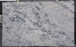 White Ice Granite 3cm / #75538 (125″ x 77″) Group E