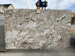 Sunset Canyon 3cm Granite #SHR142 / (79″ x 131″) Group E