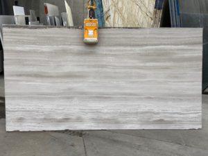 "White Wood / Nublado Light Marble 2cm BL#1234 (51"" x 98"") Group C"