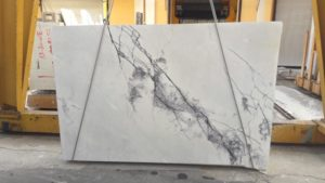 """Lilac Marble 2cm BL#1235 (62"""" x 97"""") Group F"""